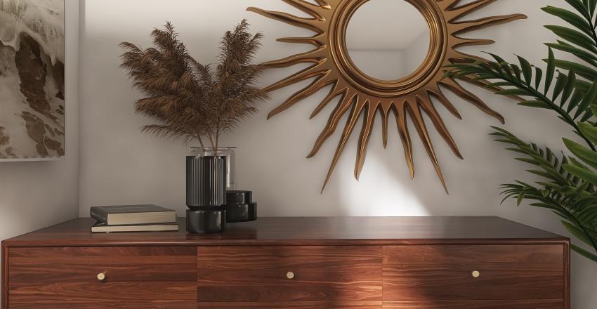 50 mq apartment Interior Design Render