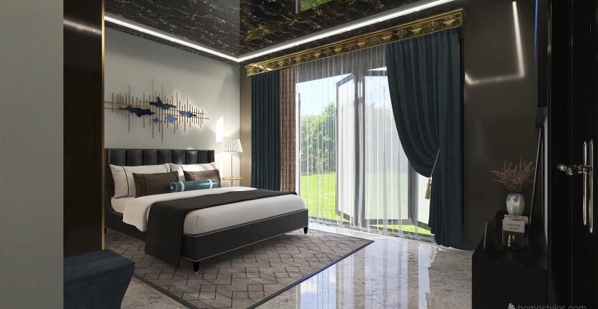 Magdalena Interior Design Render