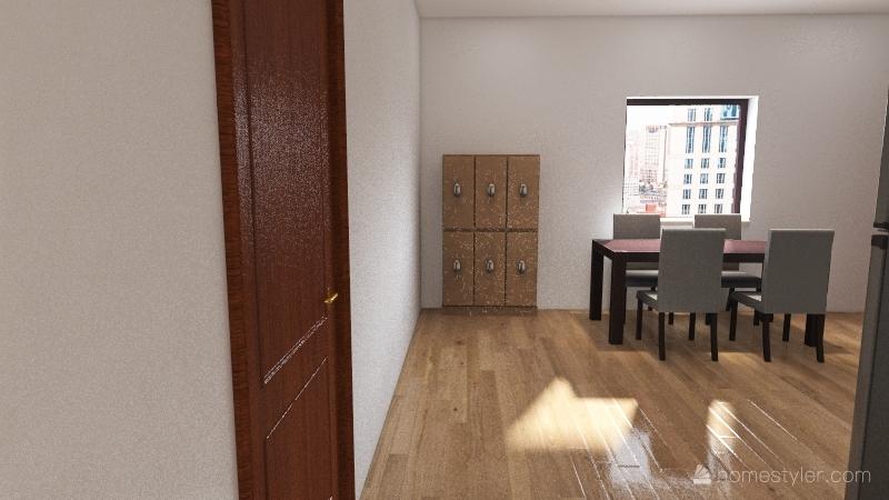 KAYALBALUHOUSE Interior Design Render
