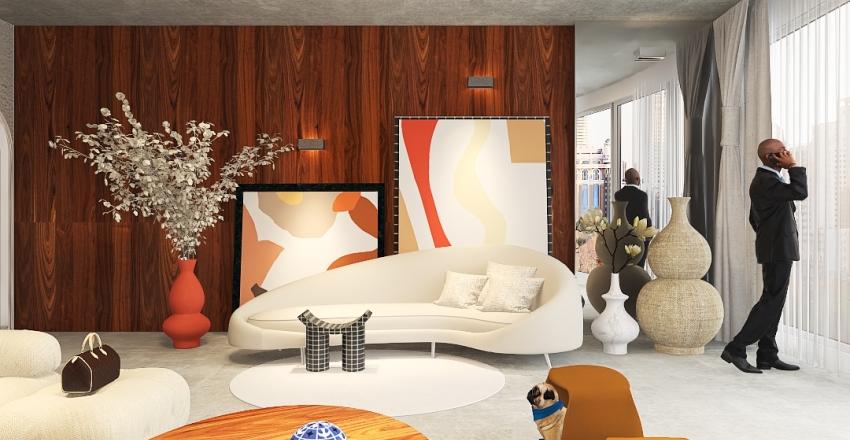 #HSDA2020Residential - Boa Viagem Interior Design Render