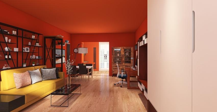 Molocale lorenzo laura Interior Design Render