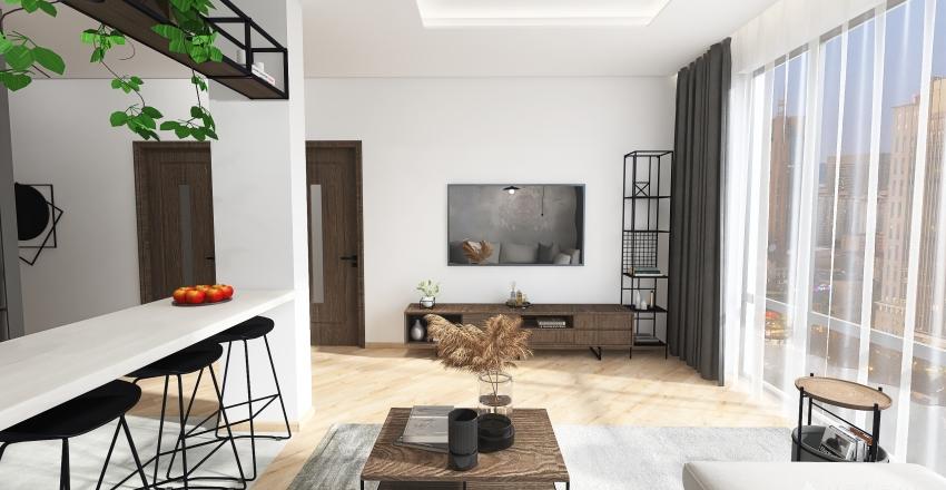 mano idejos Interior Design Render