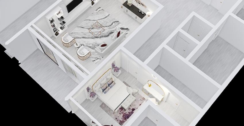 Copy of Projet Aria - Meubles Interior Design Render