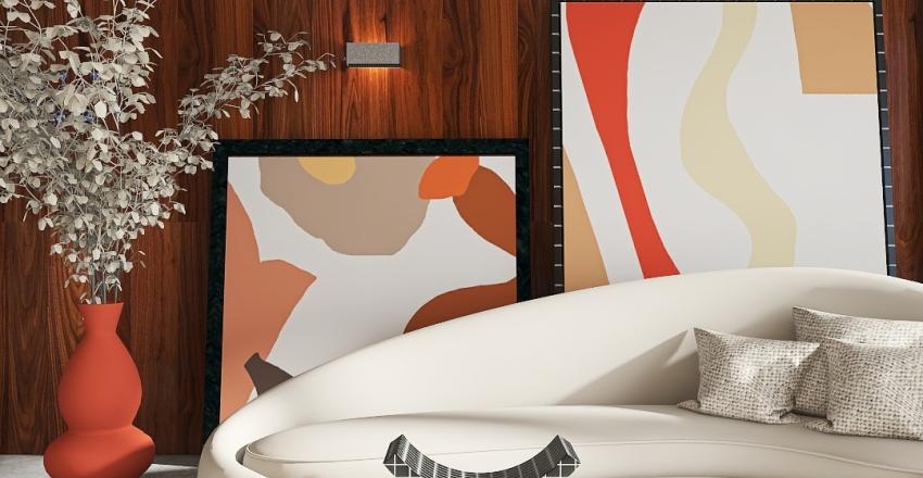 Apartamento Mauricio Berenger Interior Design Render