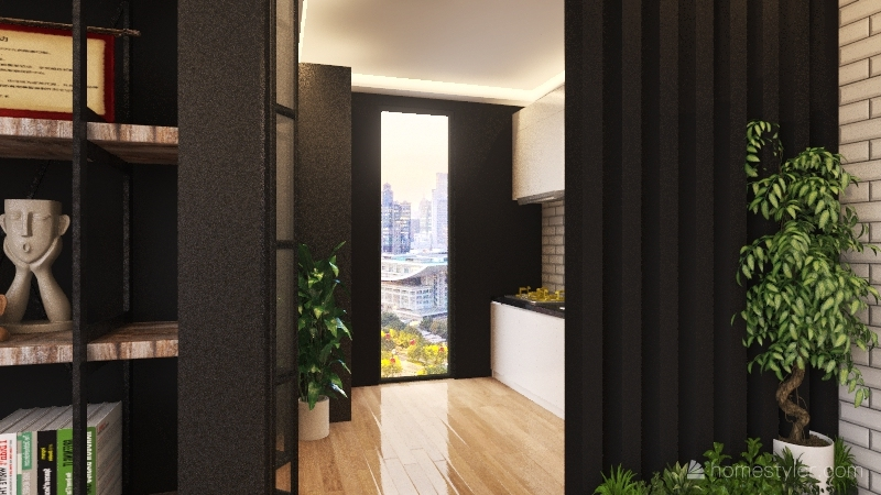 153 Interior Design Render