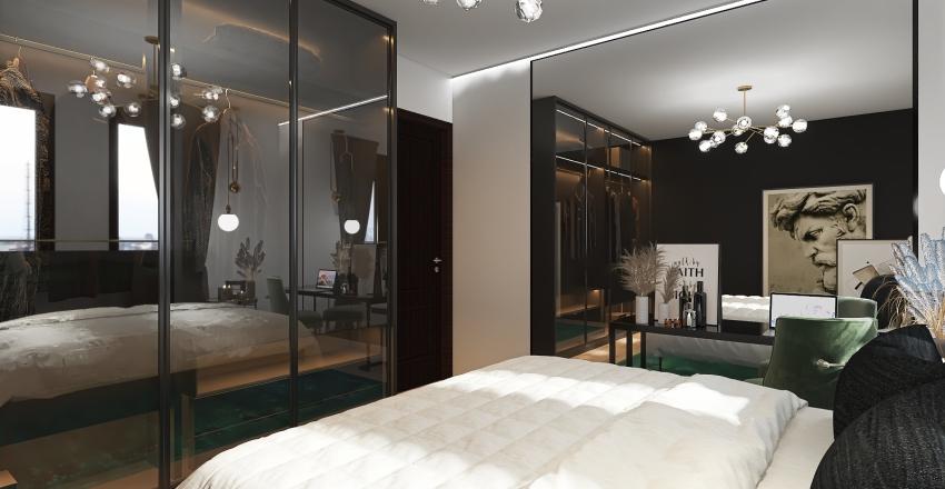 THE CONTEMPORARY Interior Design Render