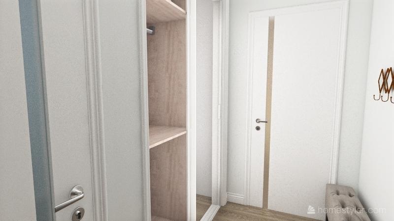 New line Interior Design Render