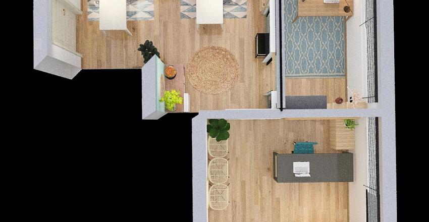 Copy of Reut Center Interior Design Render