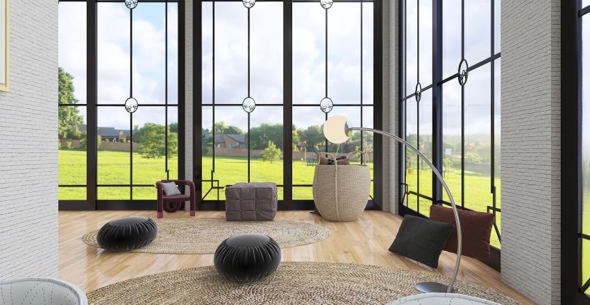Classic design Interior Design Render