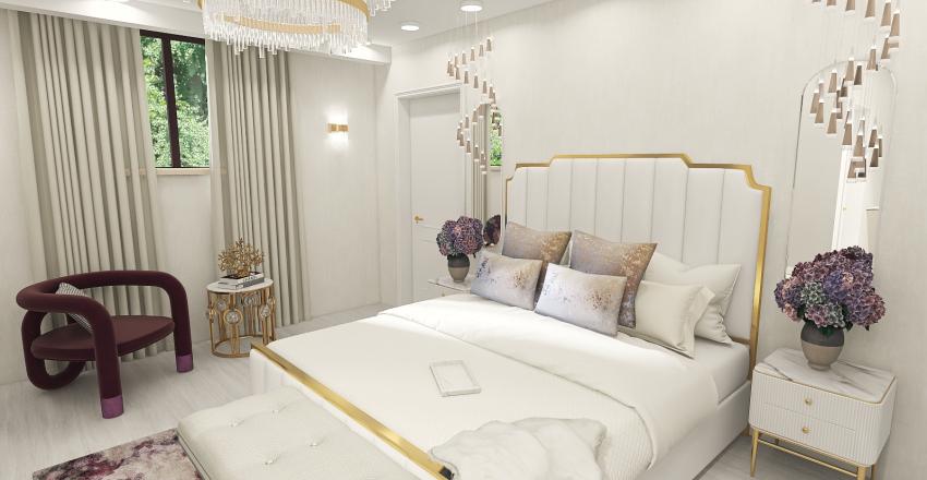 Projet Aria Interior Design Render