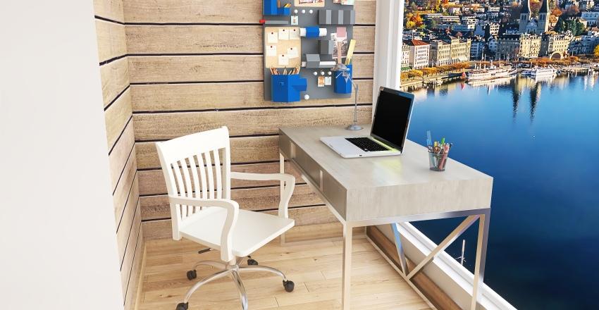 v2_План квартиры №1 Interior Design Render