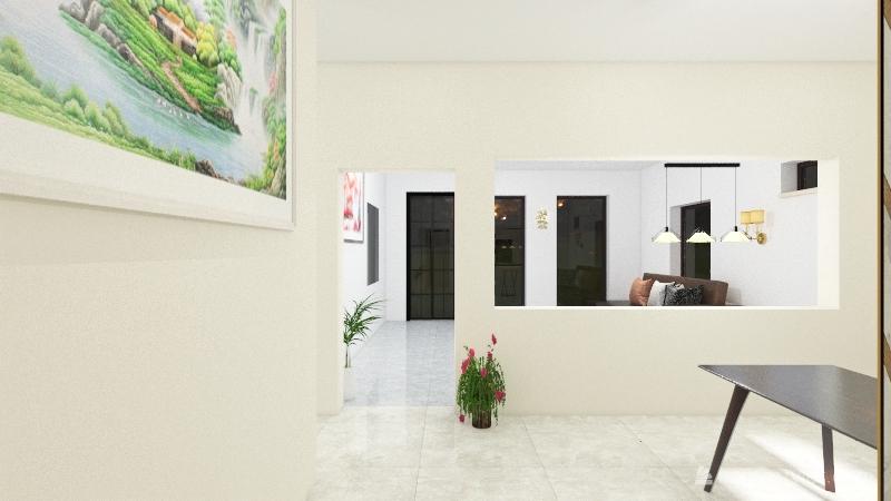 casa nance Interior Design Render