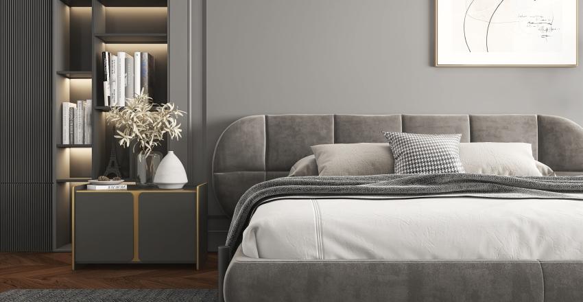 Bedroom demo 4K Interior Design Render
