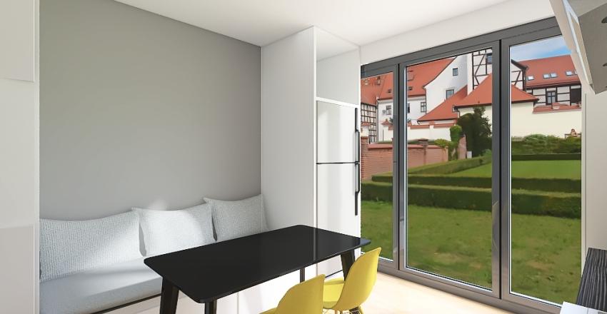 proper sizes Interior Design Render