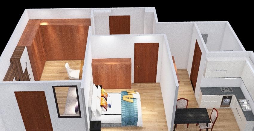 Cheshka Furn Interior Design Render