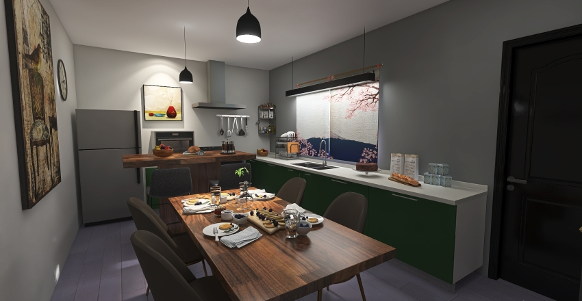 Lena @Itap Interior Design Render