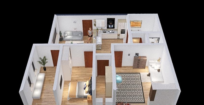 Otthonunk? Interior Design Render