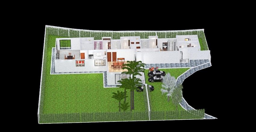 CASA 11 Interior Design Render