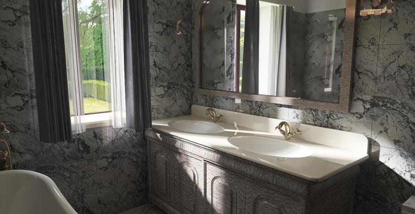 Pianta - Scala 1:100 Interior Design Render