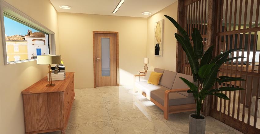 New House 2 Interior Design Render