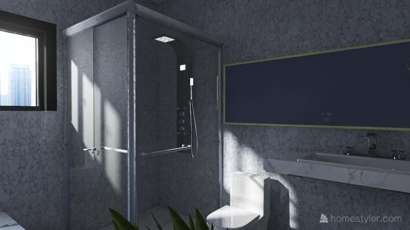 v2_BANHEIRO SUITE MIRIAN Interior Design Render