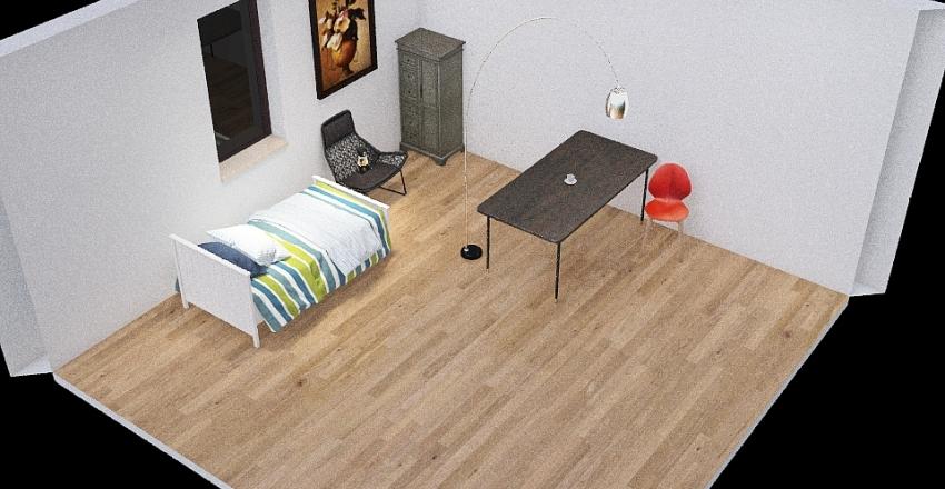 NJ1 Interior Design Render