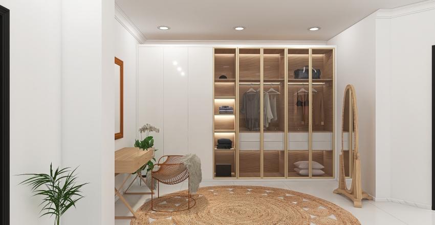 Quarto 220 Interior Design Render