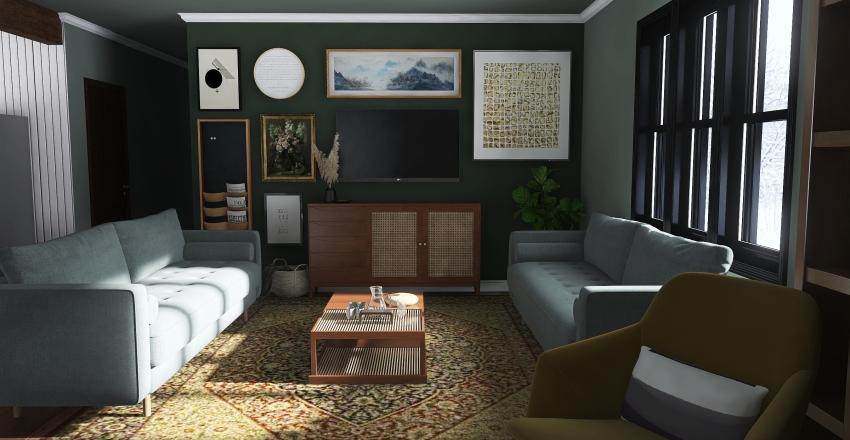 Design Elements Interior Design Render