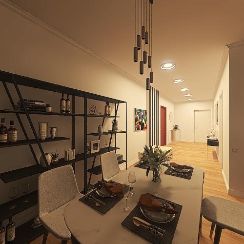 DHM Interior Design Render