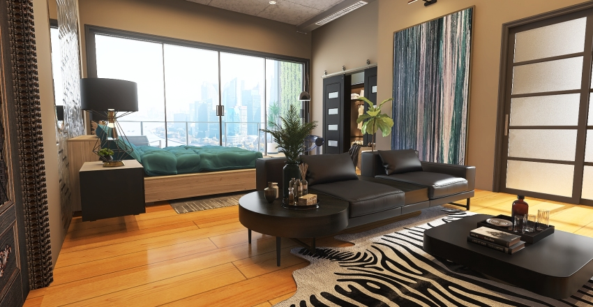 Canopy Interior Design Render