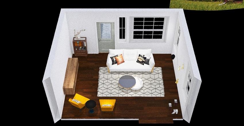 Kelly's Living Space Interior Design Render