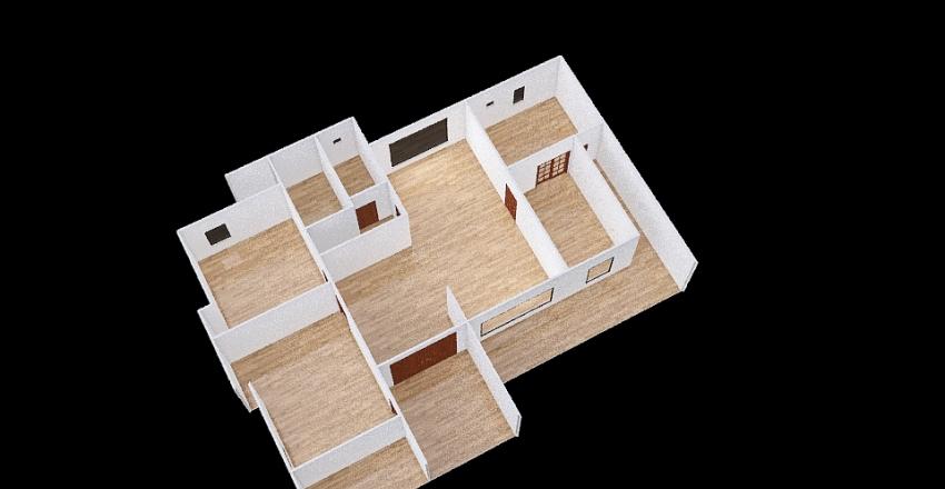 Copy of HOME-01-1FL Interior Design Render