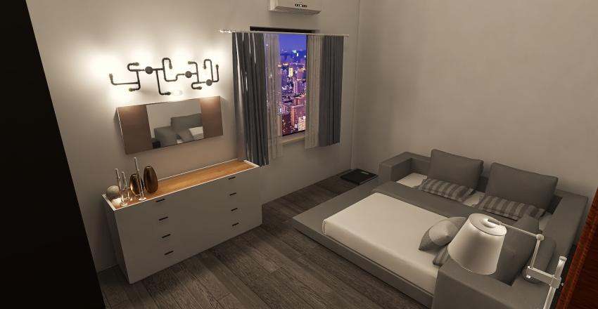 Single Storey 2.0 Interior Design Render