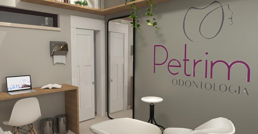 Denise Suzano Petrim Interior Design Render