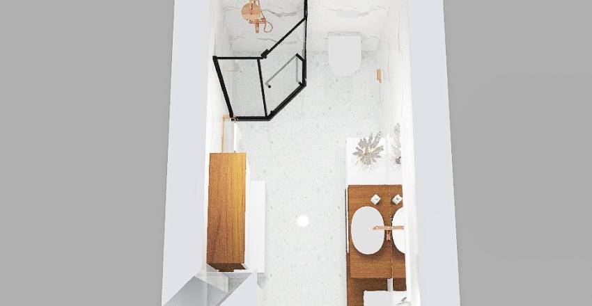 mybathroom Interior Design Render