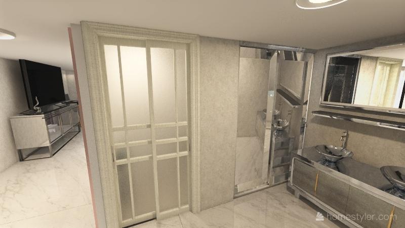 Habitacion PROYECTO Interior Design Render