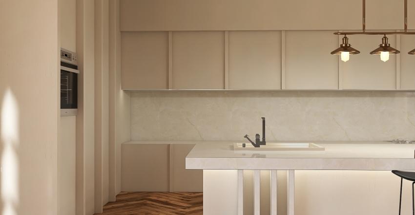 Kitchen  #HSDA2020Commercial Interior Design Render