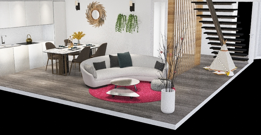 galluis Interior Design Render