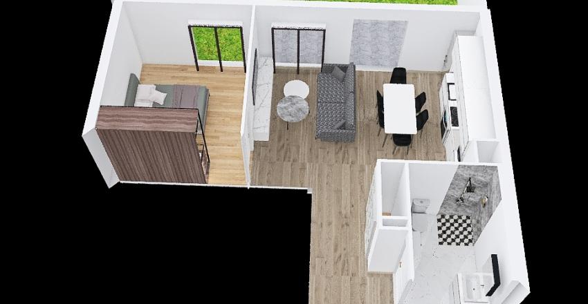 SDB 2 Interior Design Render