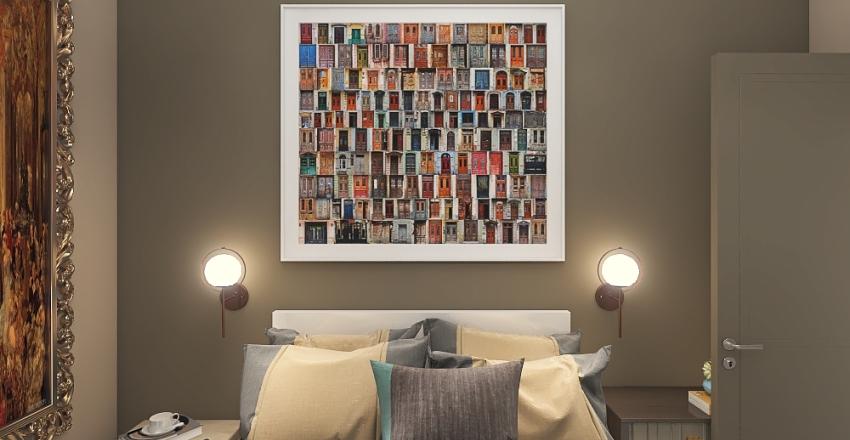 Restylin appartamento Interior Design Render