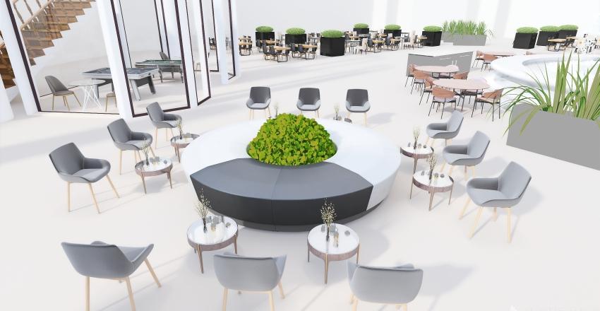 alhijaz Interior Design Render