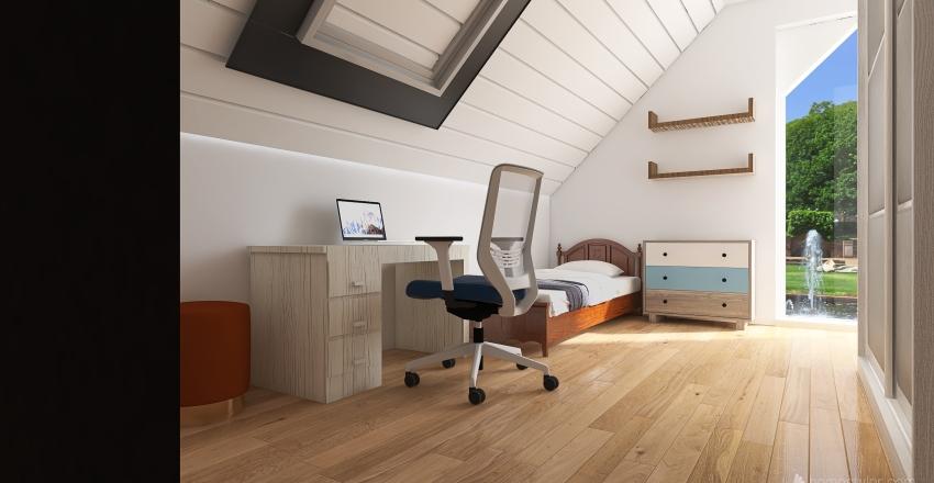 AndrzejPoddasze Interior Design Render