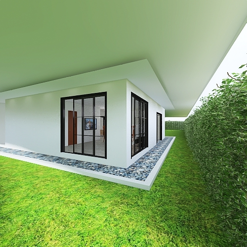 CASA 16 Interior Design Render
