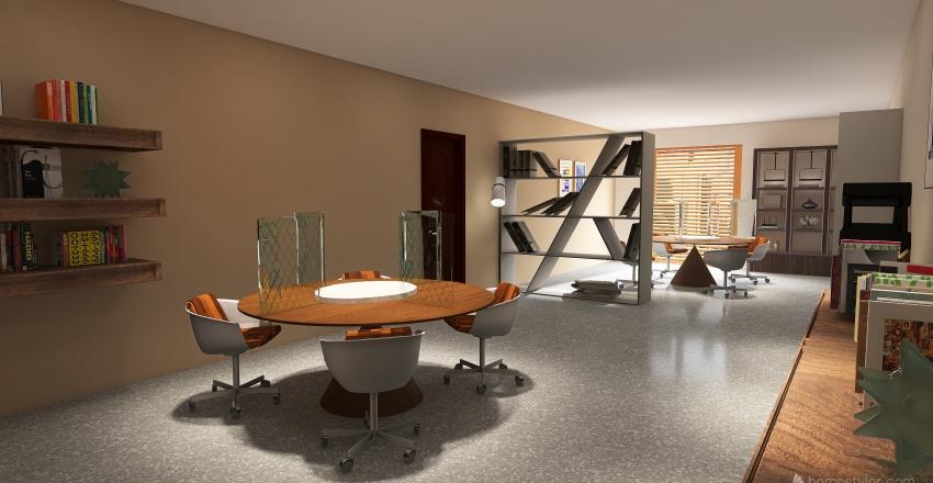 modelado Interior Design Render