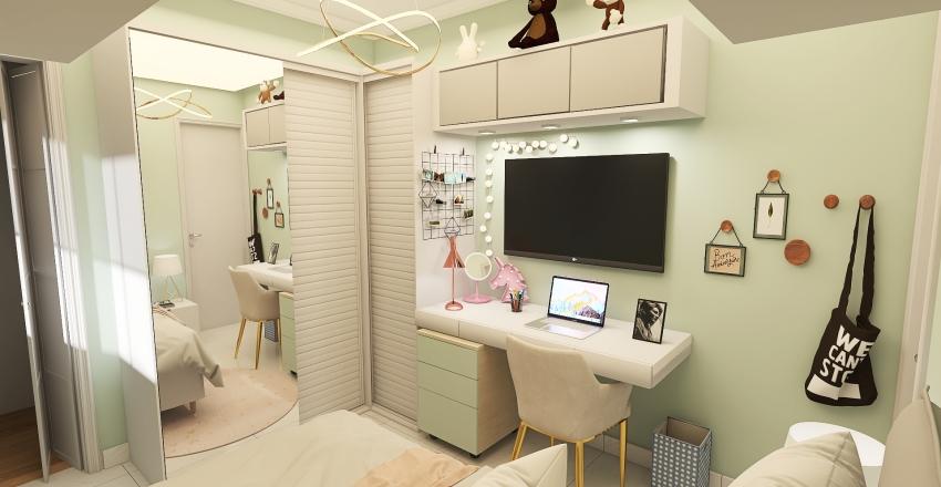 Luciany Nery Pereira - PARTE 2 - UPK Interior Design Render