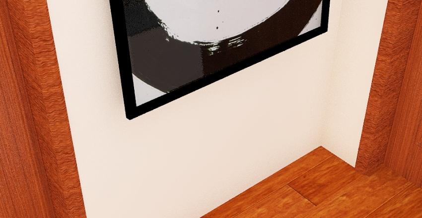 Drom Room Project Interior Design Render