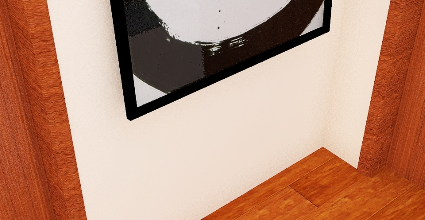Drom Room Project Version 2 Interior Design Render