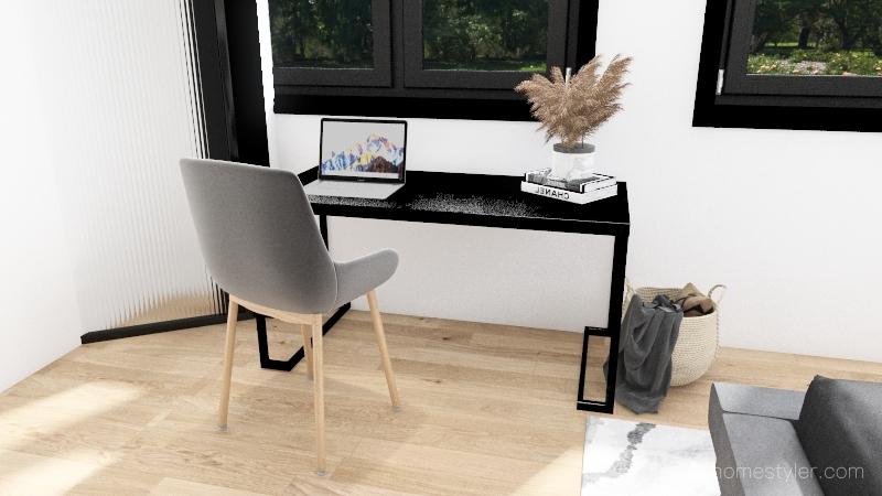 Final Project Interior Design Render