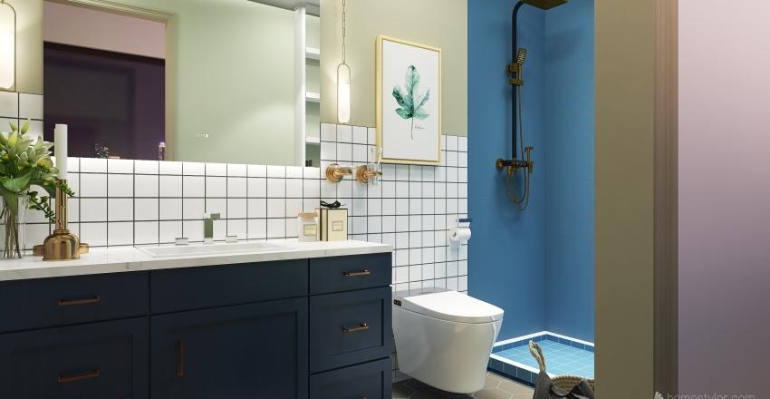 madi 9 Interior Design Render