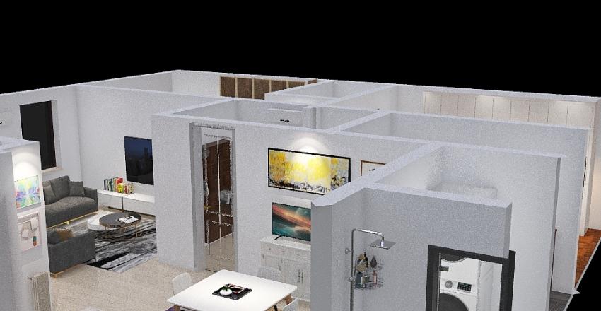7. Project V1.G Interior Design Render